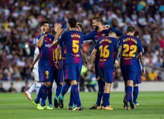 Barcelona to play in South Africa