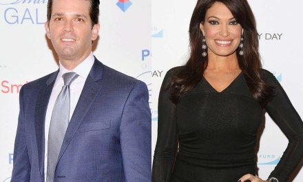 Donald Trump Jr. is now 'dating' Fox News host Kimberly Guilfoyle, after his divorce from Vanessa Trump