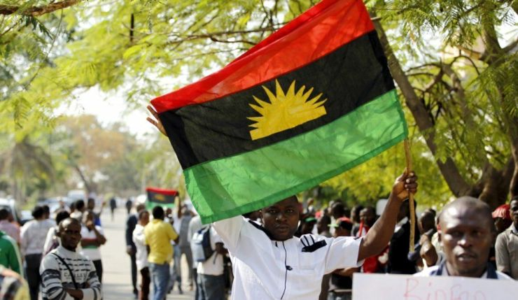 Orlu air strike: Nigerian govt has declared war on us – IPOB