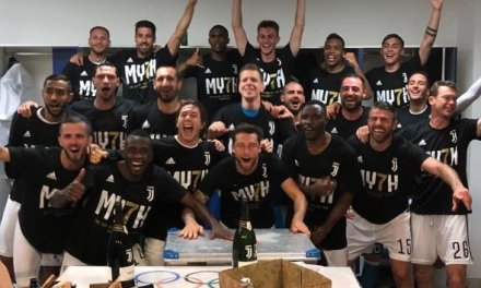 Juventus win 34th Serie A title
