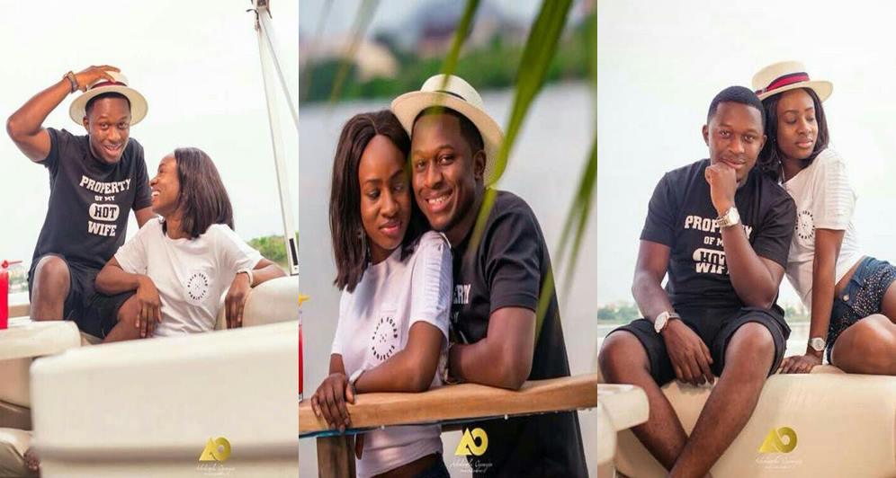 Pre-wedding photos of Anto