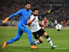 Roma vs Liverpool - Champions League Semi final