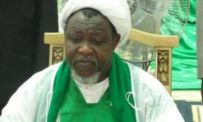 Breaking: Shiite leader, Sheik Ibrahim El-zakzaky and wife arraigned in court