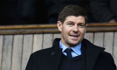 Gerrard confirmed as new Rangers manager