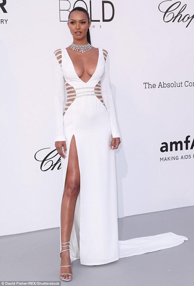 Victoria's Secret model, Lais Ribeiro