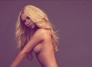 Iggy Azalea goes completely naked on Instagram 18+(Photos)