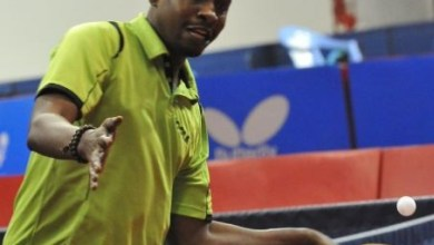 Table Tennis player, Seun Ajetunmobi dies at 33