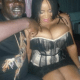 Cossy Ojiakor lets Baba Fryo touch her breasts for a fee