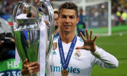 Cristiano Ronaldo 'set for his own reality show' as Facebook hold talks over $10m series with Real Madrid superstar