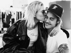 Justin Bieber confirms engagement to Hailey Baldwin, professes love for her, and promises to spend forever with her.