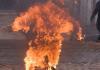 Vietnam man dies after setting himself on fire