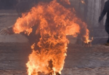 Man sets self, girlfriend ablaze in Makurdi