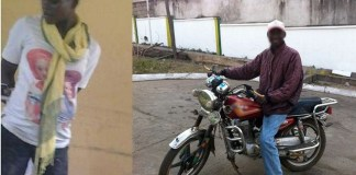 Woman shocked after marrying okada rider who posed as military officer