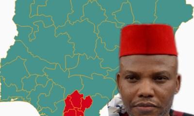 Igbo are the reason Nigeria survived till date – Nnamdi Kanu