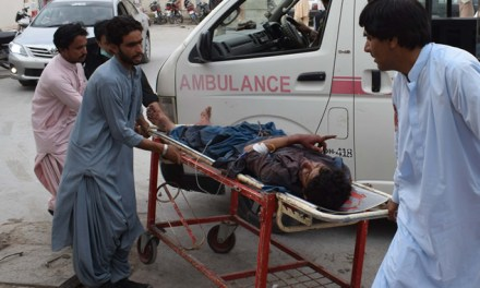 Pakistan election rally attack: Death toll rises to 85