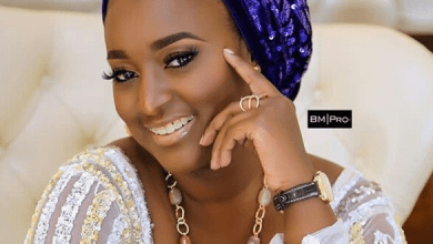 Rahma Indimi shares post laden with meanings after not being able to see her kids for over 2 years following split from husband Mohammed Babangida