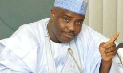Sokoto State governor, Aminu Tambuwal sacks his entire cabinet