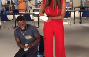 Tiffany Haddish publicly returns money Kevin Hart loaned her
