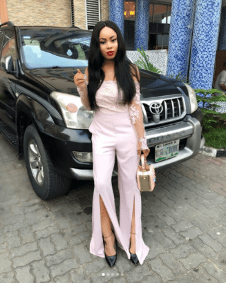 Former BBNaija housemates stun in Warri (Photos)