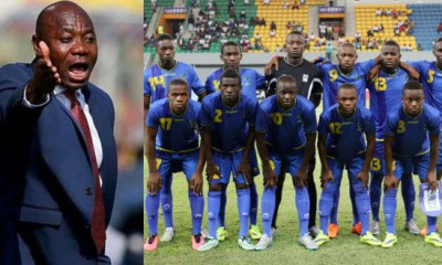 Emmanuel Amuneke named new Tanzania coach