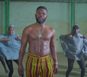 Rapper Falz: Why I stopped going church