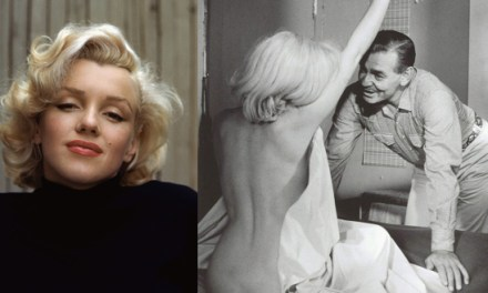 Marilyn Monroe's first nude scene in 'The Misfits' uncovered 57 years after