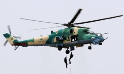 Nigerian Air Force kills 30 Boko Haram fighters