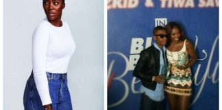 Tiwa Savage breaks silence over relationship with Wizkid