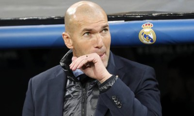 Zidane ready to replace Mourinho as Man Utd manager —Reports