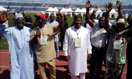 2019 Election: Ugwuanyi emerges Enugu PDP guber candidate