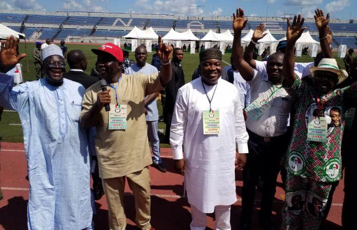 Ugwuanyi emerges Enugu PDP guber candidate