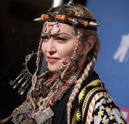 Madonna, 60, exposes her private part and pubic hair in see-through pant