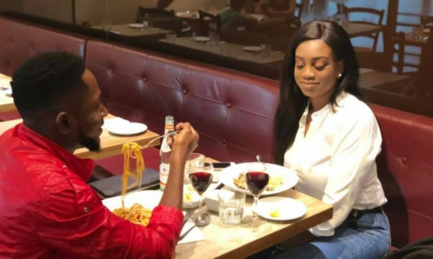 BBNaija's Miracle appeals to his fans to stop bashing Nina after he shared photo with a mystery lady, says he has never claimed to be dating Nina