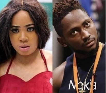 Toyin Lawani speaks on BBNaija winner, Miracle 'dumping' Nina via Instagram (Video)