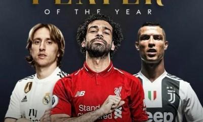 FIFA dumps Lionel Messi as Ronaldo, Salah and Modric get nominated