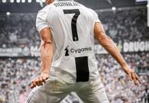 Cristiano Ronaldo finally breaks goal drought at Juventus