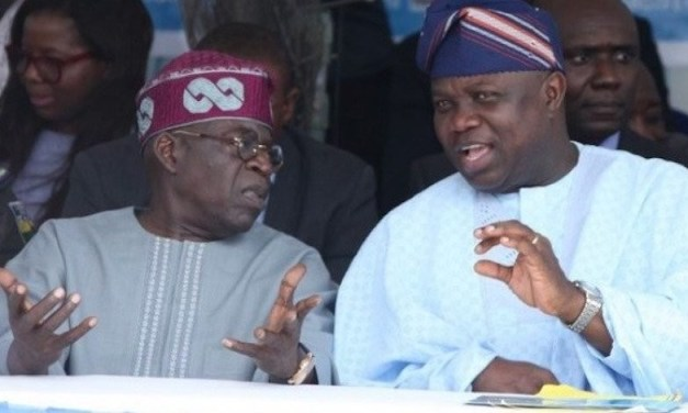 Tinubu rejects Ambode and formally endorses Sanwo-Olu (Official Statement)