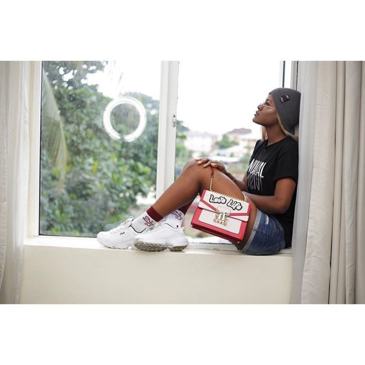 BBNaija's Alex Unusual saucy photos