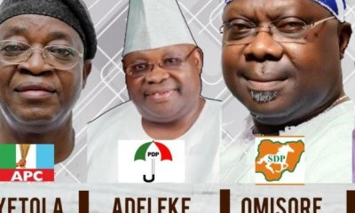 PDP heads to court over Osun governorship election