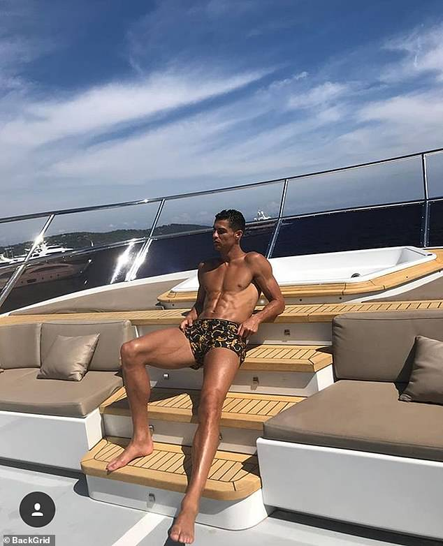 Night in Las Vegas hotel room could cost Cristiano Ronaldo his £350million empire after model makes rape claims