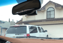 Texas mom flogs her son with a belt after he stole her car and drove to his girlfriend's house (video)