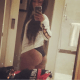 K.Michelle flaunts her behind after removing Illegal butt Injections (Photos)