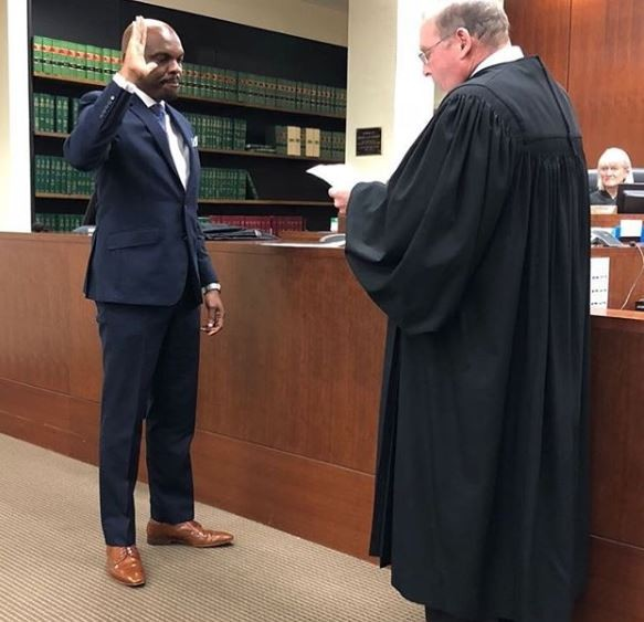 Washington State government appoints a Nigerian, Edirin Okoloko as Judge (Photos)