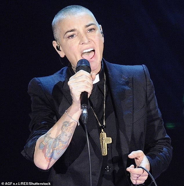 Sinead O'Connor announces she has converted to Islam from Catholicism