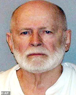 Boston gangster Whitey Bulger