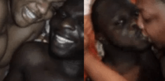 The Nigerian lady whose sex tape with Apostle Chris Omatsola leaked has finally spoken up and she revealed some shocking details.
