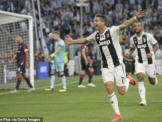 Cristiano Ronaldo becomes all-time leading goalscorer