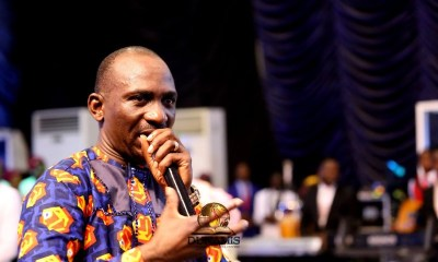 Dunamis Live Service 4 November 2018 with Pastor Paul Enenche