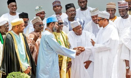My relationship with Ganduje won't stop my war against corruption, says Buhari