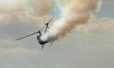Leicester Helicopter Crash